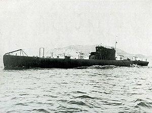 Balilla-class submarine - Image: Italian Submarine Domenico Millelire