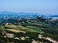 Italy Canossa CastelloRossena TorreRossenella.jpg