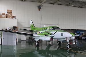 JA8846, Beech C90A King Air,.jpg