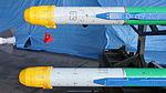 JASDF AAM-5 & AAM-5Kai Seeker at Gifu Air Base October 25, 2015.JPG