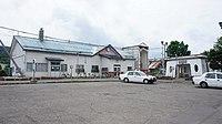 JR Nemuro-Main-Line Ashibetsu Station building.jpg