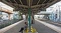 JR Sobu-Main-Line Higashi-Chiba Station Platform.jpg