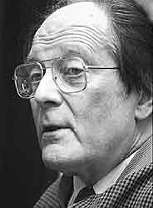 Jaan Kross - Jaan Kross in 1987, by Guenter Prust
