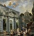 Jacob Jordaens - El amor de Cupido y Psique, 1630.jpg