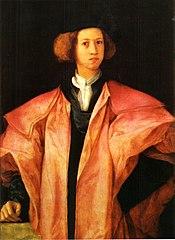 Porträt of Amerigo Antinori
