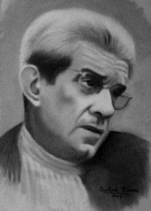 Portrait de Jacques Lacan