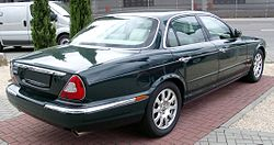 Jaguar XJ6 rear 20080517.jpg