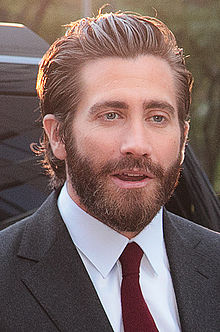 A man with brown hair, blue eyes and beard