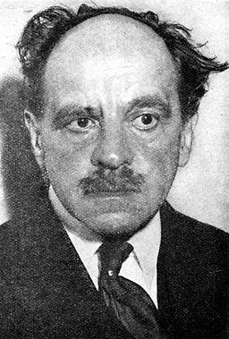 Jakob Wassermann 1934