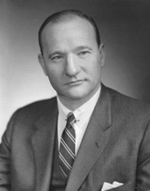 James B. Pearson - Image: James B. Pearson (R KS)