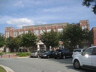 James B. Dudley High School