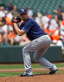 James Shields (baseball) American baseball player
