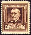 James Whitcomb Riley 1940 Issue-10c.jpg