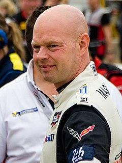 Jan Magnussen Danish racing driver