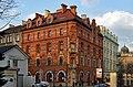 Jan Zimler house, 3 Kurniki street, Kleparz, Krakow, Poland.jpg