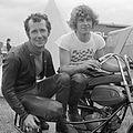 Jan de Vries en Jos Schurgers (1971).jpg
