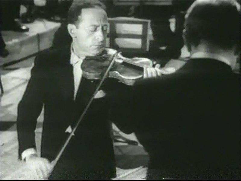 Jascha Heifetz - Carnegie Hall 1947 (04) wmplayer 2013-04-16