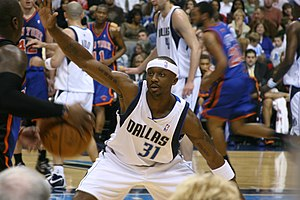 Jason Terry - Terry with the Mavericks in March 2008