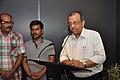 Jayanta Sengupta Delivers Inaugural Speech - Objects In CRTL Archive Exhibition - NCSM - Kolkata 2018-05-18 0568.JPG