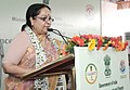 "Jayanthi Natarajan addressing at the flagging off ceremony of the ""Science Express- Biodiversity Special"" Train on the occasion of World Environment Day, in New Delhi on June 05, 2012.jpg"