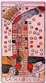 Tower Tarot card symbolism