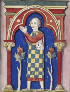 John I, Duke of Brittany French duke