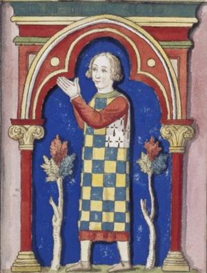 John I, Duke of Brittany - Image: Jean Ier le Roux
