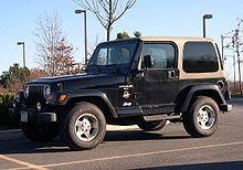 0e5bd59e512 The Jeep Wrangler is a 4WD vehicle with a transfer case to select low-range  or high-range four-wheel drive