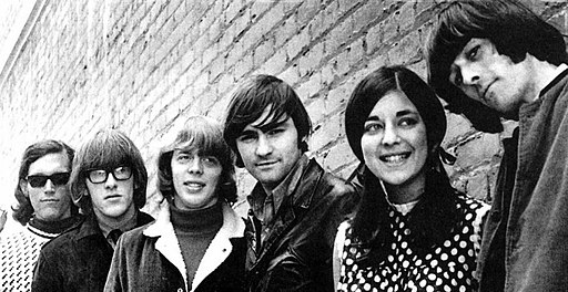 Jefferson Airplane First Line-Up With Signe Anderson