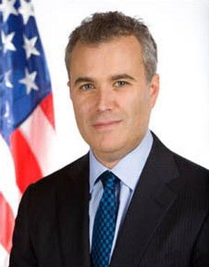 Jeffrey Zients - Image: Jeffrey Zients official portrait