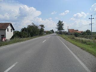 Jelenča Village in Serbia