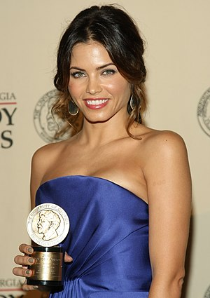Jenna Dewan - Dewan at the 71st Annual Peabody Awards Luncheon 2012