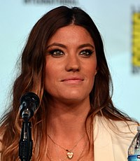 Jennifer Carpenter på San Diego Comic-Con International 2012.