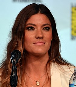 Jennifer Carpenter vuonna 2012.
