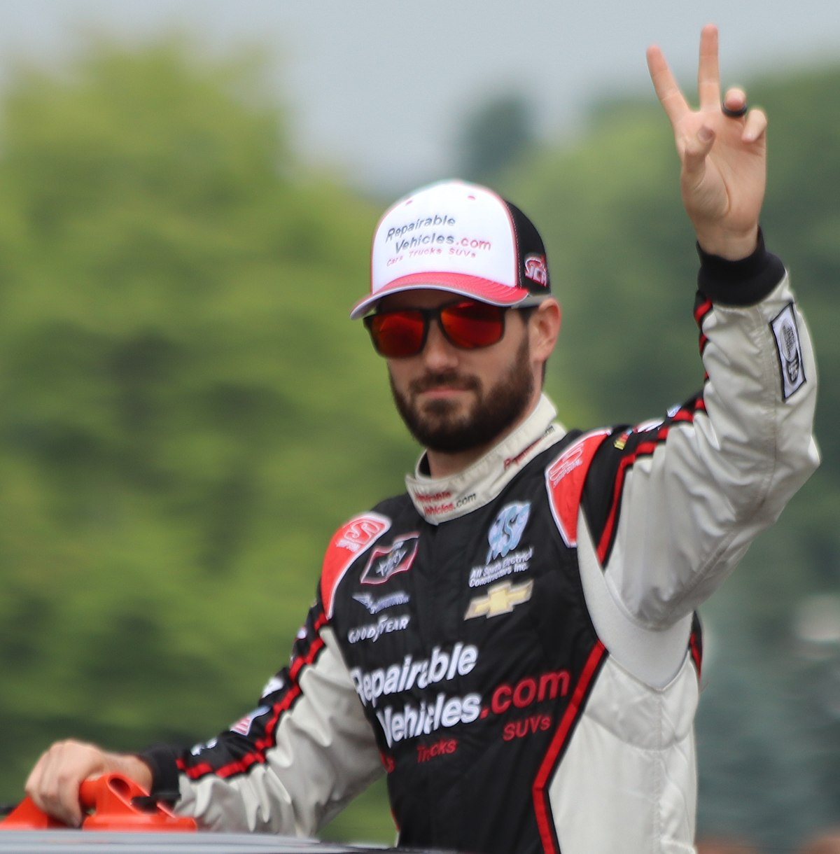 First Time Driver >> Jeremy Clements - Wikipedia