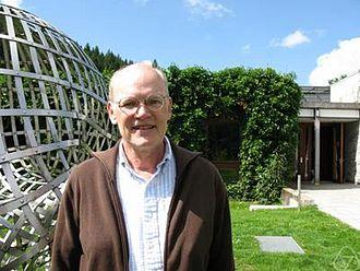 Jerrold E. Marsden - Jerrold Marsden at Oberwolfach in 2008