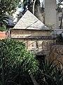 Jerusalem Jason's Tomb Cactus.JPG