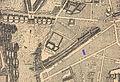 Jeu de Paume de la Bouteille - location on the 1652 Gomboust map of Paris.jpg