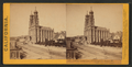 Jewish Synagogue, Congregation Emanu-El. Sutter Street, San Francisco, from Robert N. Dennis collection of stereoscopic views.png