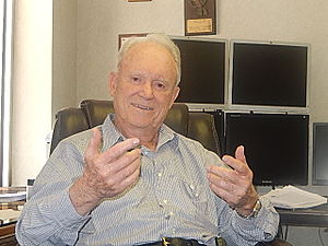 Jim Reese (Texas politician) - Reese at his Odessa office (April 2014)