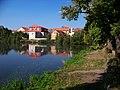 Jirny, Návesní rybník.jpg