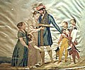 Joachim Murat takes leave of his family.jpg