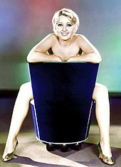 7ded9137a This 1932 promotional photo of Joan Blondell was later banned