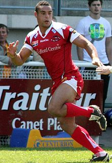 Jodie Broughton English rugby league footballer