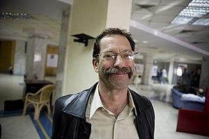 Joel Beinin - Joel Beinin in 2007. Photo by Hossam el-Hamalawy.