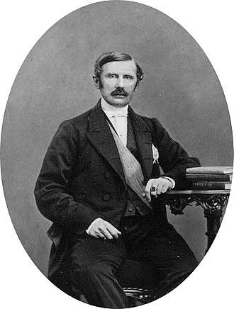 Johan August Gripenstedt - Image: Johan August Gripenstedt