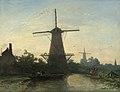 Johan Barthold Jongkind - Molens bij Rotterdam.jpg