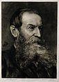 John Attfield. Photogravure (monoprint?) by Sir H. von Herko Wellcome V0000236.jpg