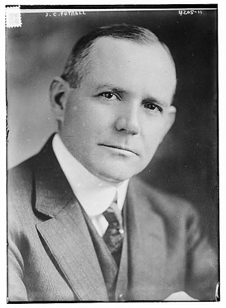 John C. Futrall - Futrall in 1917