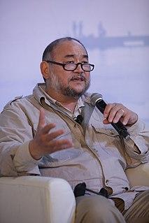 Filmmaker and ecologist